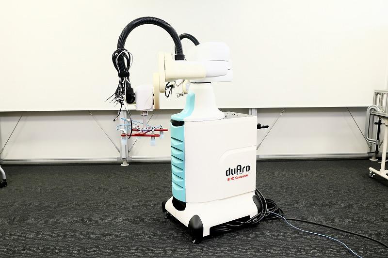 展示用ロボット